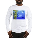 Kelp Edge Action ps Long Sleeve T-Shirt