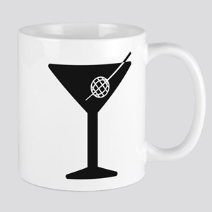 Drunken Geographer Logo DARK Mug