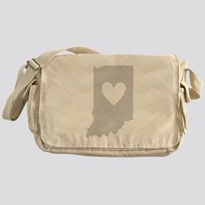 Heart Indiana Messenger Bag