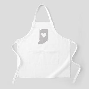 Heart Indiana Apron