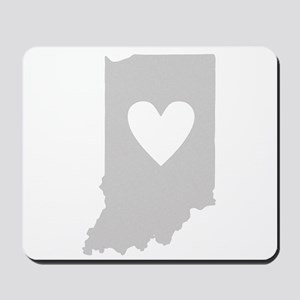 Heart Indiana Mousepad