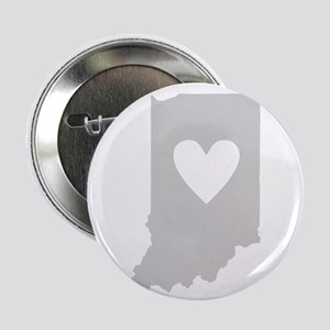 "Heart Indiana 2.25"" Button"