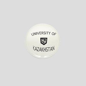 UNIVERSITY OF KAZAKHSTAN Mini Button