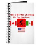 Border-2-Border Challenge Journal