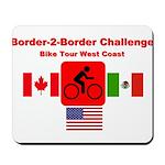 Border-2-Border Challenge Mousepad