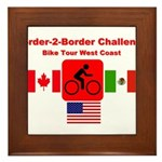 Border-2-Border Challenge Framed Tile