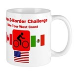 Border-2-Border Challenge Mug