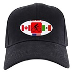 Border-2-Border Challenge Baseball Hat