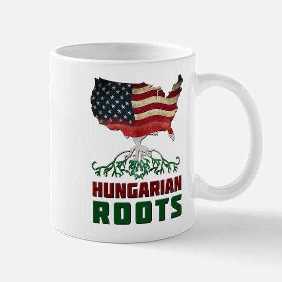 American Hungarian Roots Mug