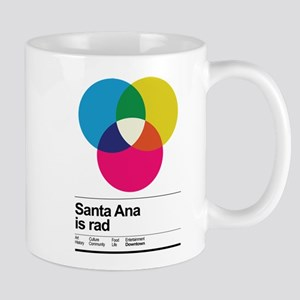 Santa Ana Holiday Edition Mug