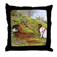 Sowerby 1 Throw Pillow