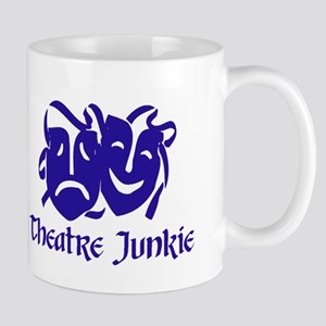 Theatre Junkie Mug