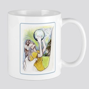 Native American Prayer Dove Mug