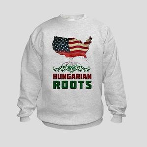 American Hungarian Roots Sweatshirt