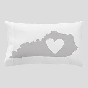 Heart Kentucky Pillow Case