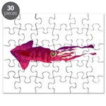 Humboldt Squid f Puzzle