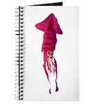 Humboldt Squid f Journal