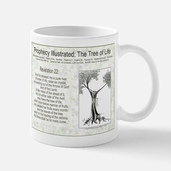 Tree Of Life Scripture Verse Mug