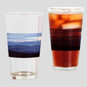 Blue Ridge Drinking Glass