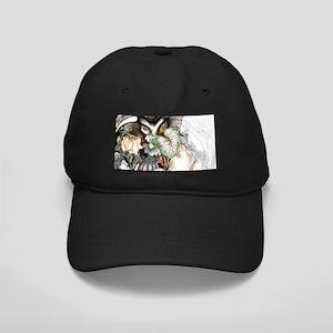 Nephilim Dragon Fantasy Art Black Cap