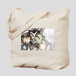 Nephilim Dragon Fantasy Art Tote Bag
