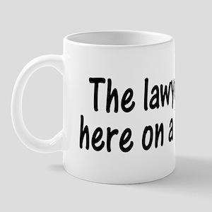 Trial Basis Mug