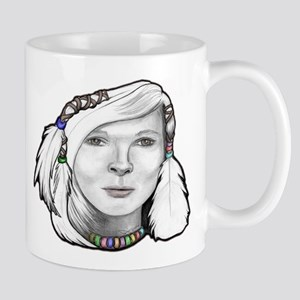 Maiden Snow Bird Mug