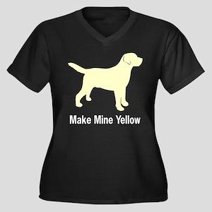 YellMakeMine2Trans Plus Size T-Shirt
