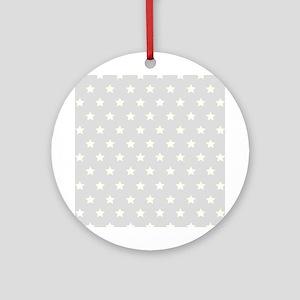 'Stars' Ornament (Round)