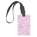School of Silly Squid s Luggage Tag