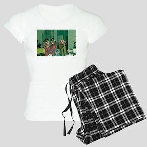 """""""Hawaian Music"""" Pajamas"""