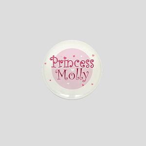 Molly Mini Button