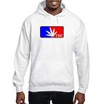 weed sports logo Hooded Sweatshirt