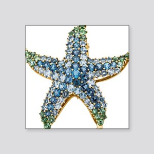 Starfish Vintage Rhinestone Costume Jewelry Sticke