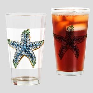 Starfish Vintage Rhinestone Costume Jewelry Drinki