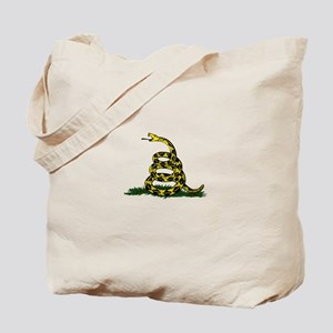 Don't treat on me snake Tote Bag