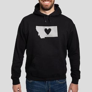 Heart Montana Hoodie (dark)