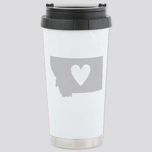 Heart Montana Stainless Steel Travel Mug