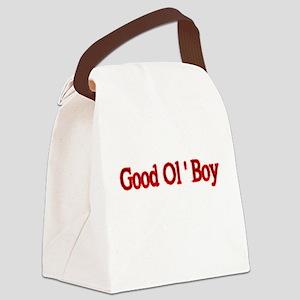GOOD OL BOY 2 Canvas Lunch Bag