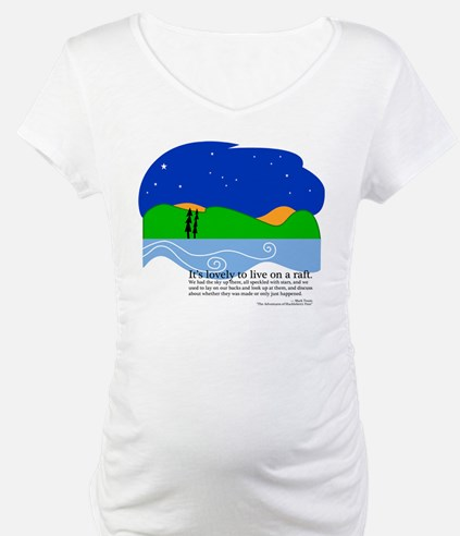 Huck Finn by Nancy Vala Shirt