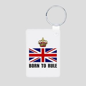 Royal Crown Rule Keychains