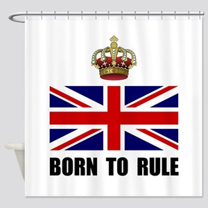 Royal Crown Rule Shower Curtain