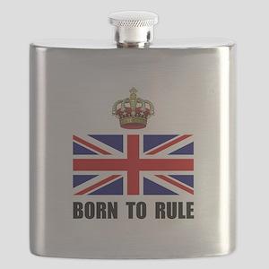 Royal Crown Rule Flask