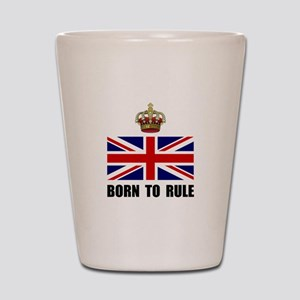 Royal Crown Rule Shot Glass