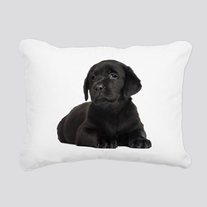 Labrador Retriever Rectangular Canvas Pillow