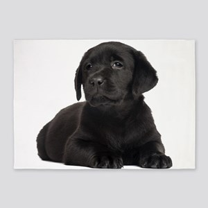 Labrador Retriever 5'x7'Area Rug