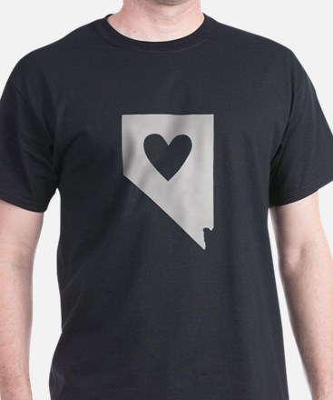Heart Nevada T-Shirt