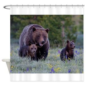 Cubs Shower Curtains