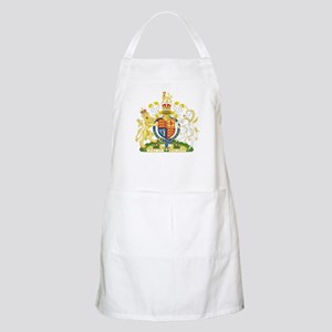 Royal Coat of Arms Apron