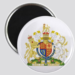 Royal Coat of Arms Magnet